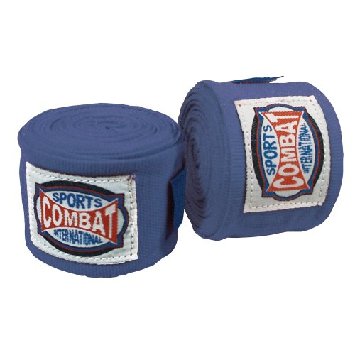 Combat Sports Semi-Elastic Handwraps (10 Pack), - Sports Combat Wrap Mma Hand