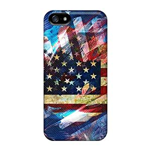 New Arrival America The Beautiful YZC8537vOtv Case Cover/ 5/5s Iphone Case