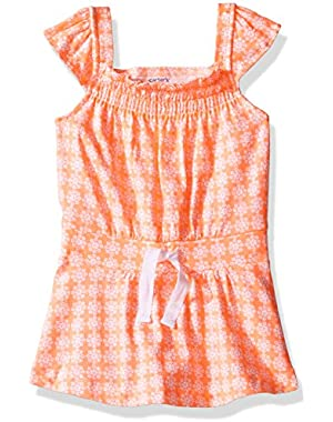 Unisex Baby Geo Print Babydoll (Baby)