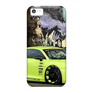 Finleymobile77 Premium Protective Hard Cases For Iphone 5c- Nice Design - Xxx-performance Audi R8 V10 '2012