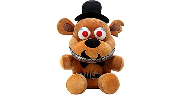 Peluche Funko Nightmare Freddy Five Nights at Freddys 40cm: Amazon.es: Juguetes y juegos