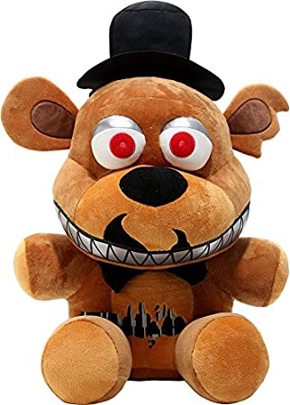 Peluche Funko Nightmare Freddy Five Nights at Freddys 40cm