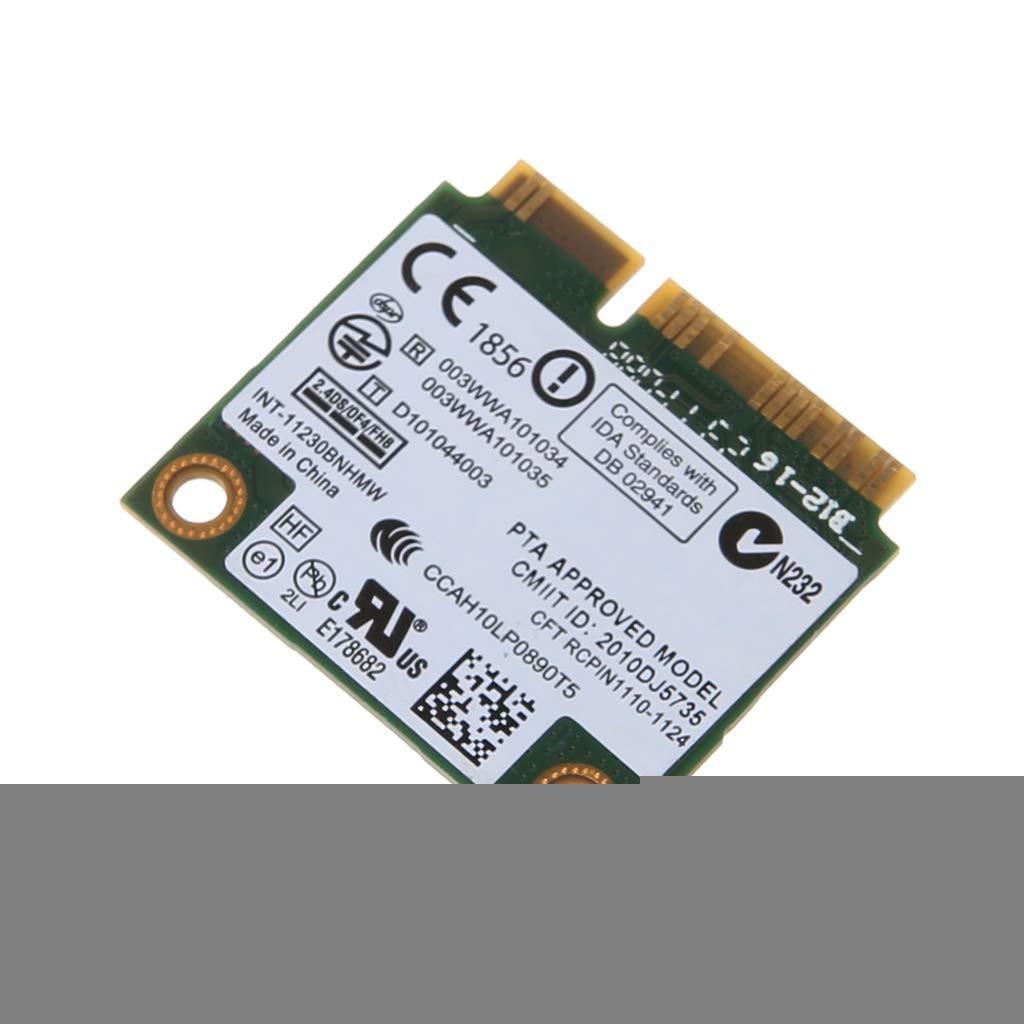 Wireless Card for Intel 1030 11230BNHMW WiFi WLAN Bluetooth Inner Network Card for Dell N4110 N7110 N5110 by Aiyouxi