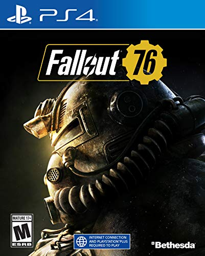 Fallout 76 Power Armor Edition PlayStation 4]()