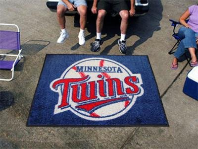 Fan Mats Minnesota Twins Tailgater Rug, 60