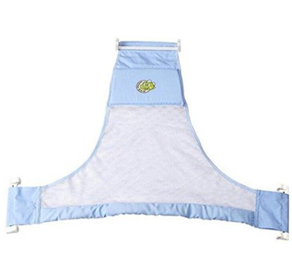 Blau Affe Baby Badesitz Unterst/ützung Badewanne Net