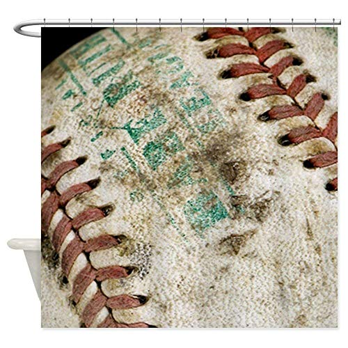Babe Ruth Baseball Ball - Decorative Fabric Shower for sale  Delivered anywhere in Canada