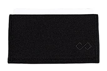 Infinity Wallet Men's Minimalist Wallet (Black)