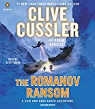 img - for The Romanov Ransom (A Sam and Remi Fargo Adventure) book / textbook / text book