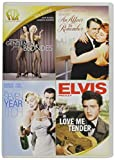 Gentlemen Prefer Blondes / An Affair to Remember / The Seven Year Itch / Love Me Tender Quad Feature