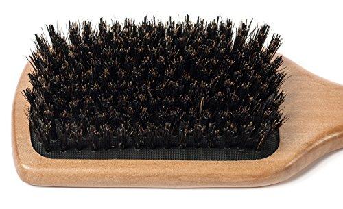 amazon com grannaturals boar bristle hair brush for women and men