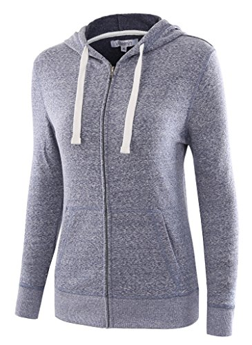 Girls Terry Hooded Jacket - 7