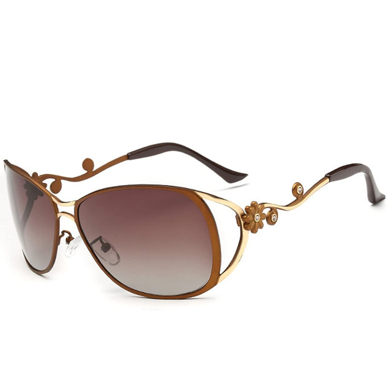LuxuryLady-4 Sexy Lady Bend Necessary in Summer Fashion Women Driving Travel Sunglasses