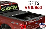 Gator Roll Up Tonneau Truck Bed Cover 2017-2018 Ford Super Duty F250 F350