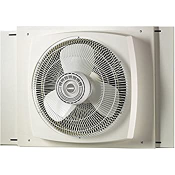 Amazon Com Air King 9155 Storm Guard Window Fan 16 Inch