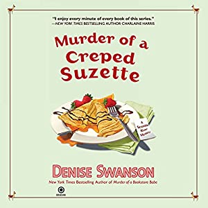 Murder of a Creped Suzette Hörbuch