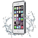 (US) iPhone 7 Waterproof Case, YMCCOOL Underwater Cover Protective Shockproof Snowproof Dirtproof With Sensitive Touch Screen IP68 Certified Waterproof Case for iPhone 7 (4.7inch)