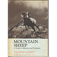 Mountain Sheep: A Study in Behaviour and Evolution