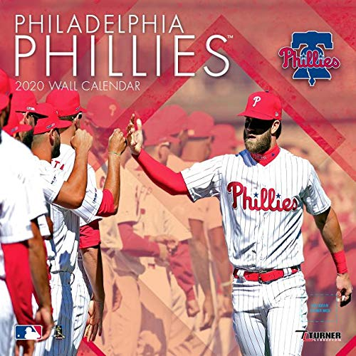 Phillies Home Opener 2020.Philadelphia Phillies 2020 Calendar Inc Lang Companies