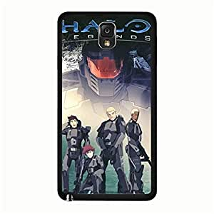 Durable Glance Design Halo Legends Hero Game Mobile Case Cute Halo Legends Printing Phone Case for Samsung Galaxy Note 3 N9005