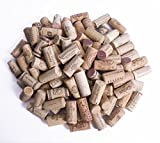 Assorted Used Wine Corks for Up-cycle Crafts and