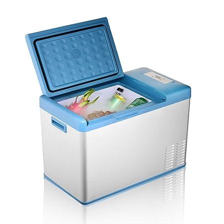 L&K Mini refrigerador portátil de la Caja Fresca, refrigerador ...