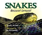 Snakes, Sandra Markle, 1590781899