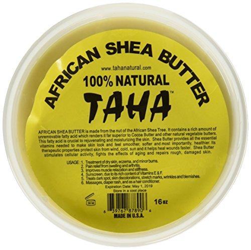 African Shea Butter 1lb Taha - African Shea Butter Oil