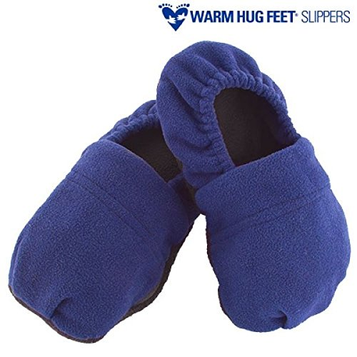 Zapatillas Microondas Warm Hug Feet: Amazon.es: Hogar