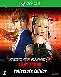 DEAD OR ALIVE 5 Last Round コレクターズエディション 初回封入特典(ダウンロードシリアル)付 - XboxOne