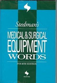 Stedmans medical surgical equipment words stedmans word book stedmans medical surgical equipment words stedmans word books fandeluxe Image collections