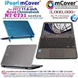 """mCover iPearl Hard Shell Case for 11.6"""" Acer"""
