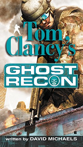 book cover of Tom Clancy\'s Ghost Recon