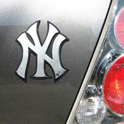 MLB New York Yankees Premium Metal Auto - New Outlets York Premium