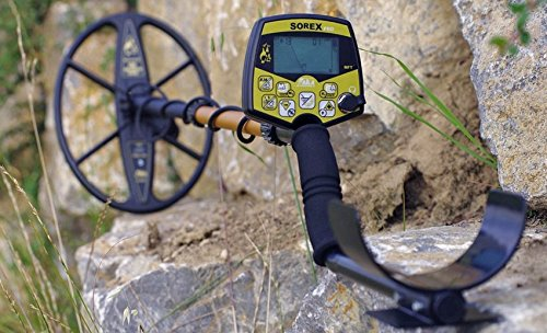 aka Sorex Pro s-sft Metal Detector profesional Coil 11, 5dd: Amazon.es: Jardín