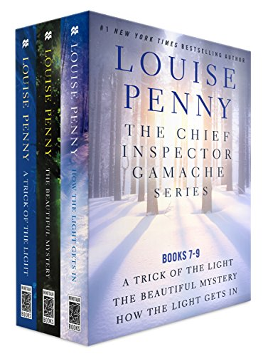 (The Chief Inspector Gamache Series, Books 7-9 (Chief Inspector Gamache Novel))