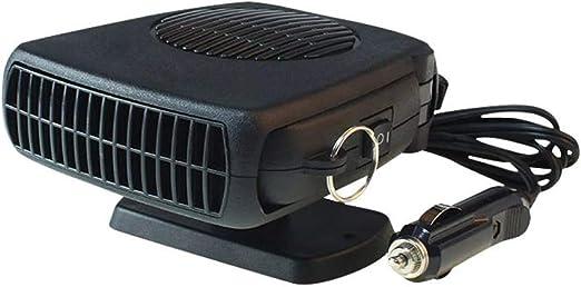 Calefactores Calentador del Coche Manija eléctrica del Ventilador ...