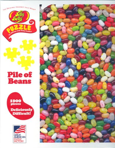 1000 piece jelly bean - 2