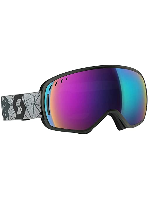 208624704edc Scott - Masque De Ski snow Lcg Grey Black Solar Teal Chrome - Homme -  Taille Unique - Gris  Amazon.fr  Sports et Loisirs