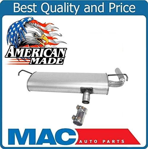 100/% New Rear Muffler With Connector for Nissan Rogue 2008-2013