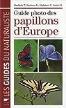Guide photo des papillons d'Europe par Haahtela