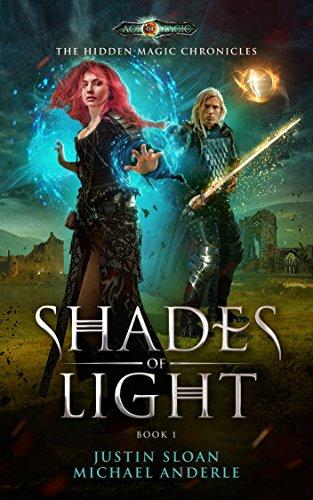 Shades Of Light: Age Of Magic   A Kurtherian Gambit Series (The Hidden Magic