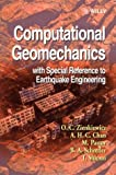 img - for Computational Geomechanics with Special Reference to Earthquake Engineering by O. C. Zienkiewicz (1999-05-04) book / textbook / text book
