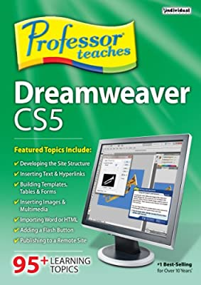 Professor Teaches Dreamweaver CS5 [Download]