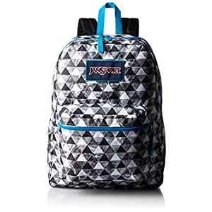 JanSport Overexposed Backpack - MULTI MARBLE PRISM - Mens - O/S