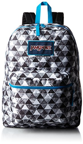 JanSport Overexposed Backpack – MULTI MARBLE PRISM – Mens – O S