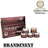 khadi Natural Mini Facial Kit Chocolate 75 g (Set of 5) (BRANDZNEXT)
