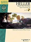 img - for Heller - Selected Piano Studies, Opus 45 & 46 with online audio (Hal Leonard Student Piano Library) book / textbook / text book
