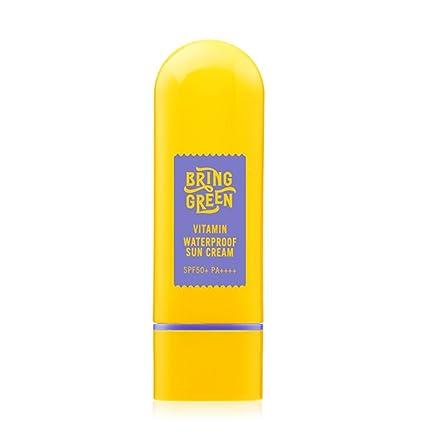 BRING GREEN La vitamina del sol impermeable crema cosmética 50ml