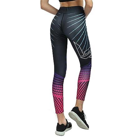 Pantalones de yoga Moda Mujer Ropa Deportiva Entrenamiento ...